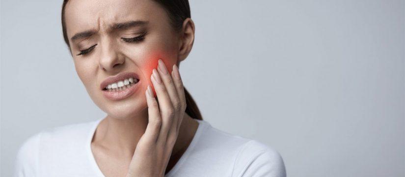 ألم الأسنان